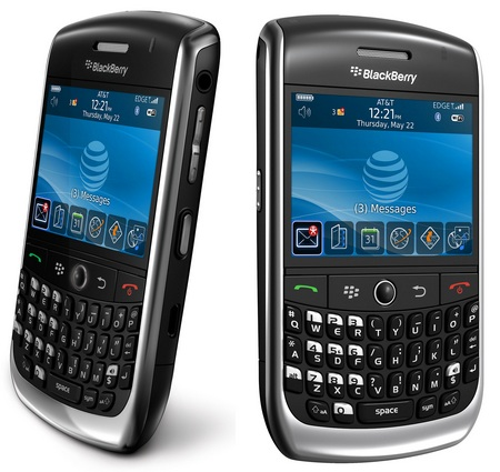 AT&T BlackBerry Curve 8900 Smartphone