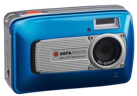 AgfaPhoto DC-600uw Underwater Camera front