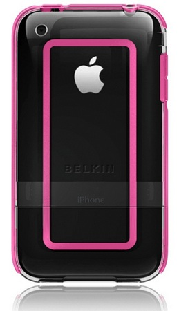 Belkin BodyGuard Halo iphone 3GS case