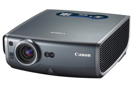 Canon REALiS WUX10 Mark II D multimedia projector