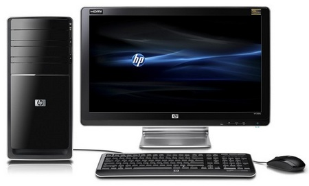 HP Slimline, Pavilion, Elite, and Compaq Presario Desktop PCs