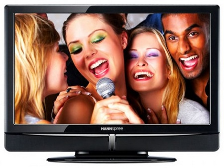 Hannspree ST251MKB LCD HDTV