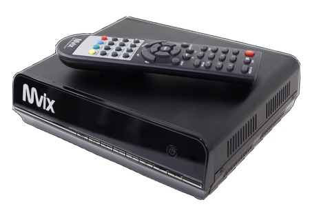 Mvix Ultio MX-800HD 1080p HD Media Player Streamer