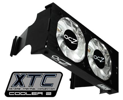 OCZ XTC Cooler Rev. 2 for RAM Module