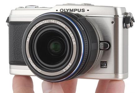 Olympus E-P1 PEN Digital Compact DSLR
