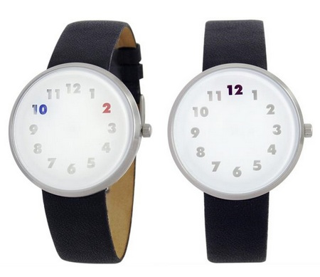 Projects Iridium Color Changing Watch
