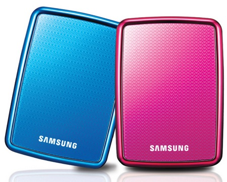 Samsung Mini S2 Portable Hard Drive