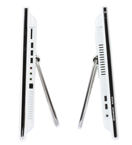 Shuttle X50 Barebone All-in-one two sides