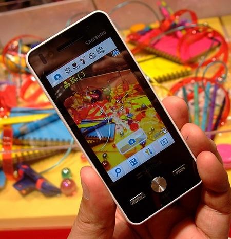 Softbank Samsung Omnia Pop 931SC Touch Phone 34