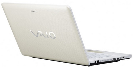 Sony VAIO NW 15.5-inch Blu-ray Notebook just $880 White