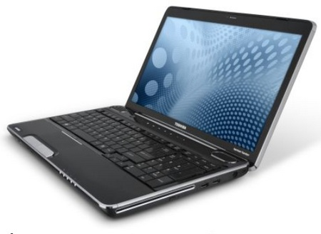 Toshiba Satellite A500 Laptop hits US