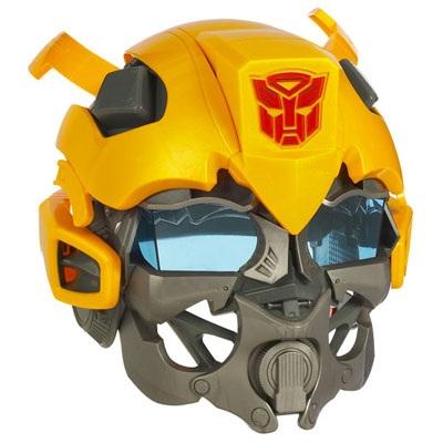Transformers Bumblebee Voie Mixer Helmet