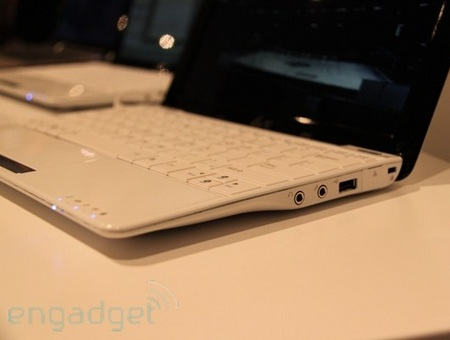 Asus Snapdragon Eee PC runs Android right