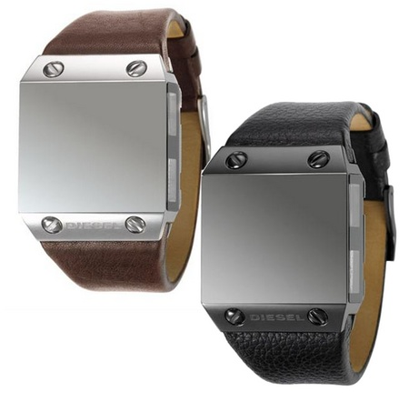 Diesel No Face Sideview Watch