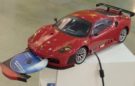 Kimpro Ferrari Atom Nettop