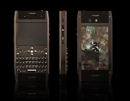 Mobiado Grand 350PRL Luxury QWERTY Phone