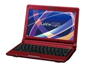 NEC LaVie Light BL300-Series Netbook