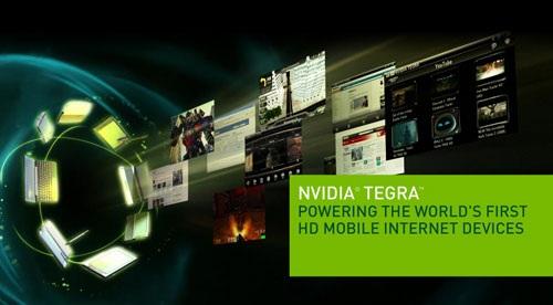 NVIDIA Tegra powers 12 MID/Netbooks