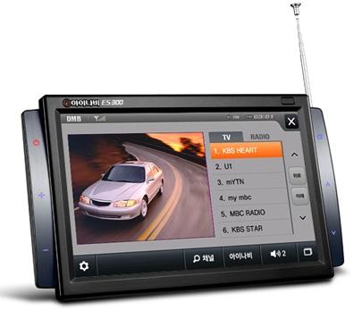 ThinkWare iNavi ES300 Multimedia Navigator