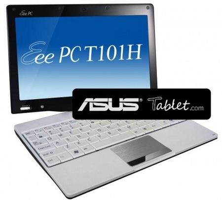 Asus Eee PC T101H Tablet Netbook