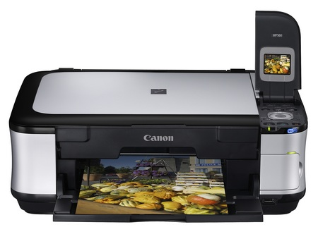 Canon PIXMA MP560 All-in-One wireless photo printer