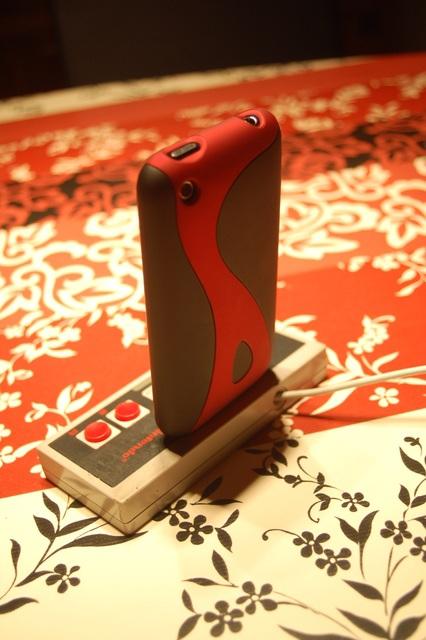 DIY NES Controller iPhone Dock | iTech News Net
