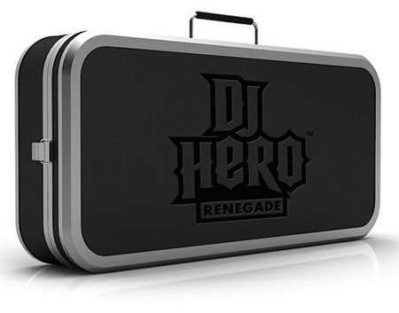 DJ Hero Renegade Edition with Turntable and Eminem-Jay-Z CDs