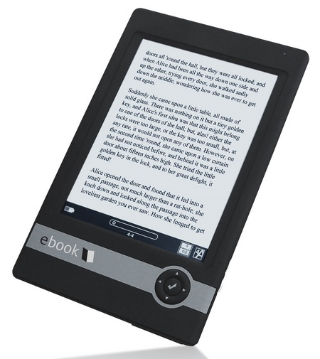 Elonex 6-inch eBook Reader 1