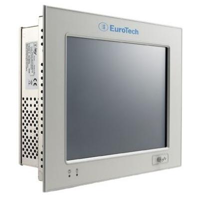 EuroTech Vx-120F-N270 and Vx-150F-N270 Atom Panel PCs