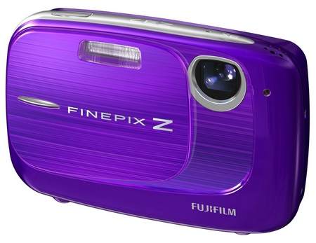 FujiFilm FinePix Z37 Compact Fashionable Camera front