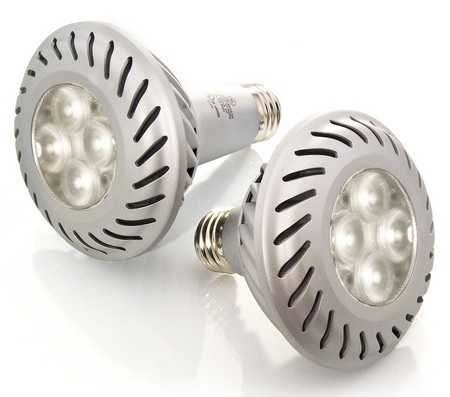 GE Energy Smart LED PAR20 and PAE30 LED Lamps