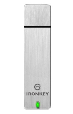 IronKey S200 - the Most Physically and Cryptographically Secure USB Flash Drive