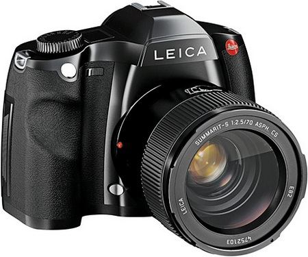 Leica S2 DSLR for $26,165 without lens