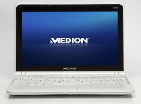 Medion Akoya Mini E1312 AMD Netbook