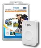 Mobile Action i-gotU GT-120, GT100 GPS Travel Loggers