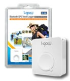 Mobile Action i-gotU GT-200 Bluetooth GPS Travel Logger