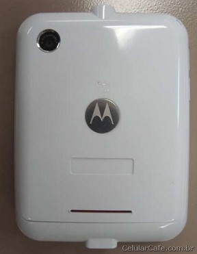 Motorola A45 Murano QWERTY Slider back