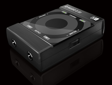 Native Instruments Audio 2 DJ USB Audio Interface