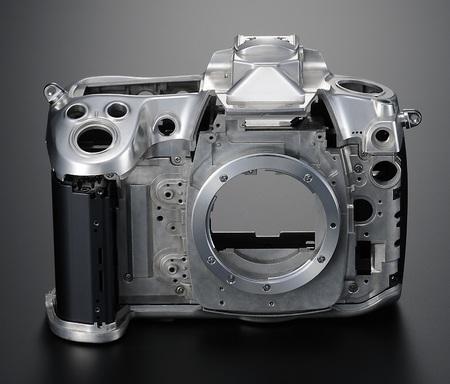 Nikon D300s DSLR Mg body