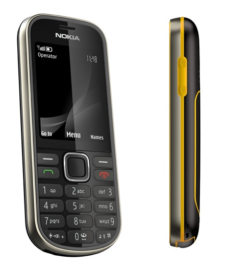Nokia 3720 Classic - the most rugged mobile phone 1