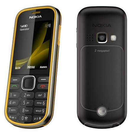 Nokia 3720 Classic - the most rugged mobile phone