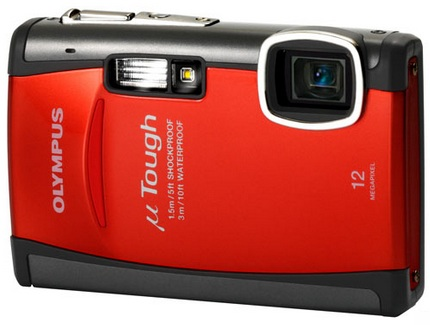 Olympus mju TOUGH-6010 Rugged Digital Camera