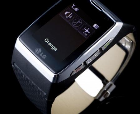 Orange LG GD910 Watch Phone Video Demo