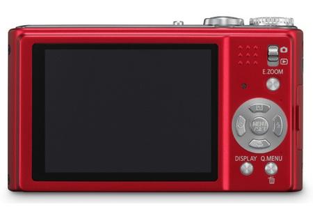 Panasonic Lumix DMC-ZR1 Slim Camera back