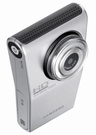 Samsung HMX-U10 Compact Full HD Camcorder