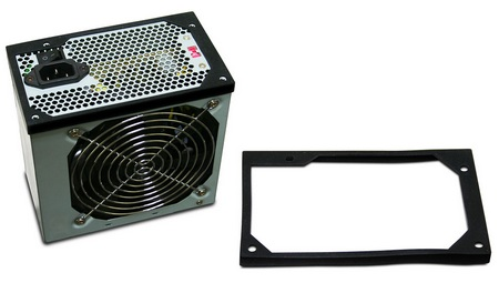 iBUYPOWER Harmony SRS Sound Reduction System power supply