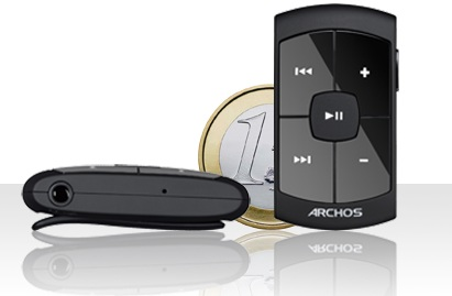 Archos Clipper Tiny MP3 Player
