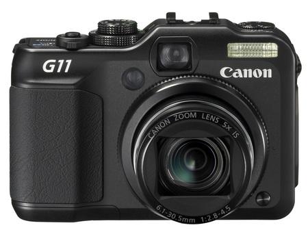 Canon PowerShot G11 Digital Camera front