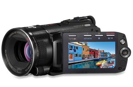 Canon VIXIA HF S11 Full HD Camcorder LCD
