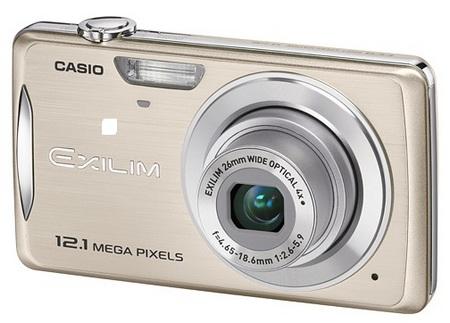 Casio Exilim EX-Z280 zoom Compact Digicam gold